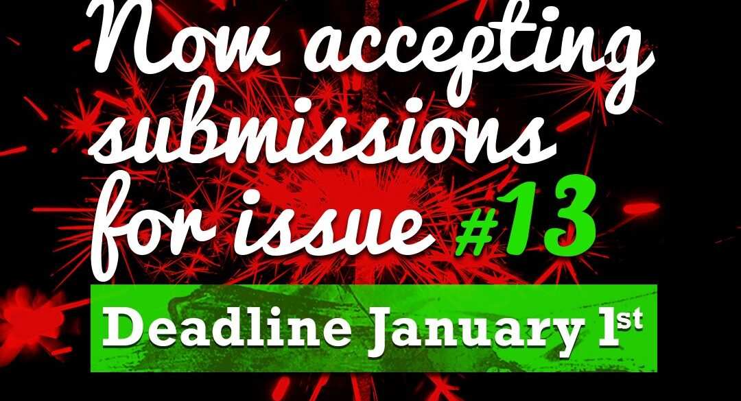 Accepting Submission for TSM Winter 2020 Issue!