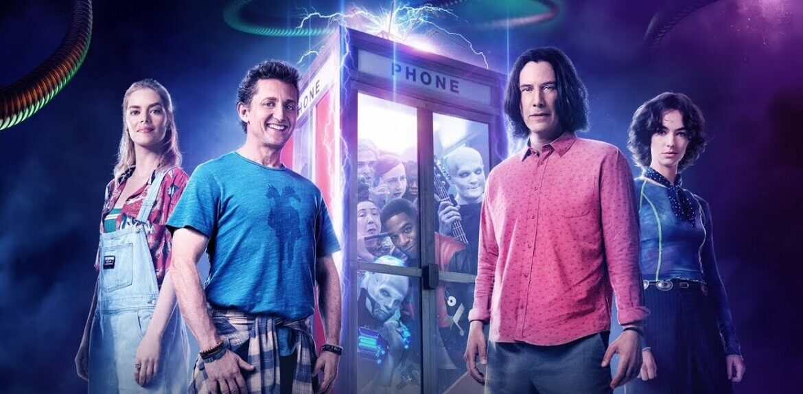 Bill & Ted Face The Music: Surprisingly Most Triumphant and Mostly Woke