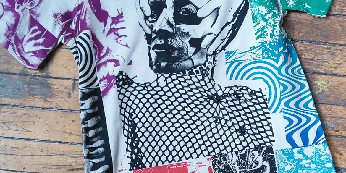 WEAR YOUR ART ON YOUR SLEEVE: The Works of Earwig H. Airplug